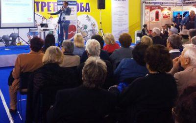 AbelaPharm attends the Third Age Fair in Belgrade